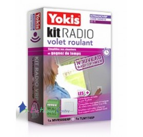 Kit radio volet roulant power KITRADIOVRP Yokis 5454518