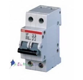 Interrupteur modulaire 2P63A E202 ABB 362119