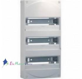 Coffret électrique Galéo 3 rangées 39 modules ABB 799223