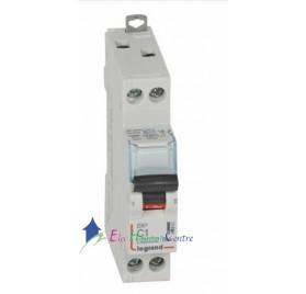 Disjoncteur Ph+N 1A DNX3 à vis Legrand 406861