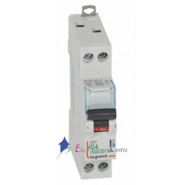 Disjoncteur Ph+N 4A DNX3 à vis Legrand 406864