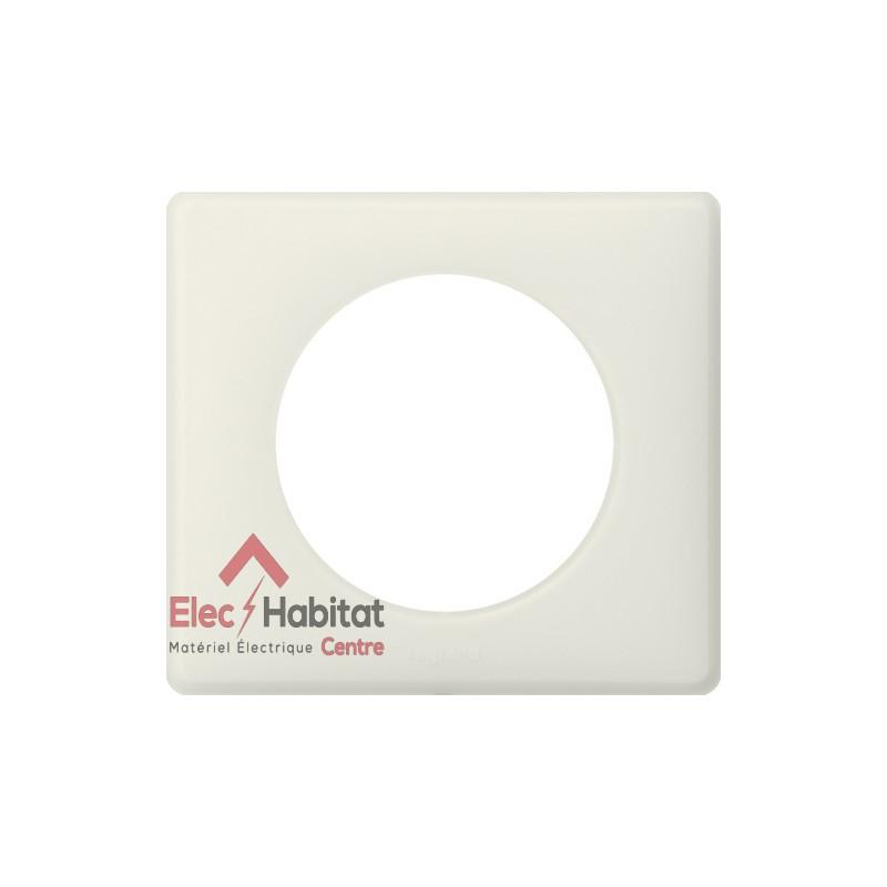 plaque simple c liane poudr craie legrand 066701. Black Bedroom Furniture Sets. Home Design Ideas