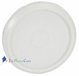 Manette pour interrupteur tactile Céliane blanc/verre kaolin Legrand 068041