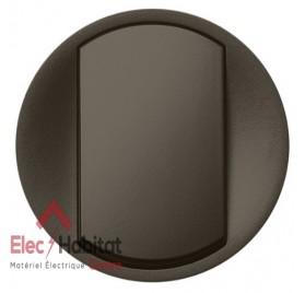 Manette interrupteur, va et vient ou poussoir Céliane graphite Legrand 067901