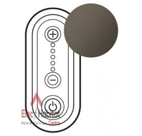 Manette variateur 3 fils 1000w avec neutre Céliane graphite Legrand 067933