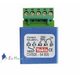 Centralisation micromodule série 500 CVI50 Yokis 5454805
