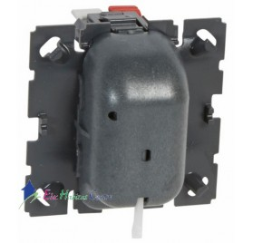 Mécanisme bouton poussoir à tirage 6A Céliane Legrand 067038