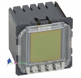 Mécanisme interrupteur horaire programmable Céliane Legrand 067053