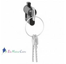 Barillet européen 3 clés pour programme plexo, mosaic et Céliane Legrand 069795