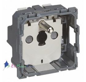 Lot de 10 mécanismes prise de courant 2P+T 16A Céliane Legrand 067111