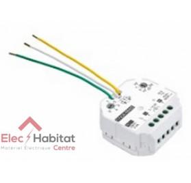 Récepteur variateur d'éclairage+minuterie TYXIA 4840 Delta Dore 6351115