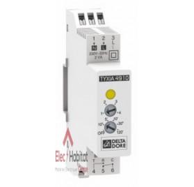 Récepteur modulaire pour commande d'éclairage TYXIA 4910 Delta Dore 6351386