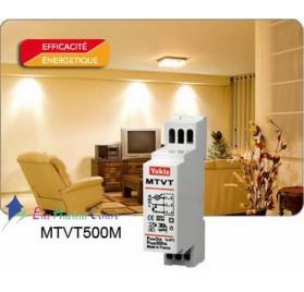 Télévariateur temporisé modulaire 500W MTVT500m Yokis 5454065