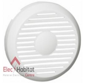 Enjoliveur haut-parleur encastré diamètre 50mm Céliane blanc Legrand 068228