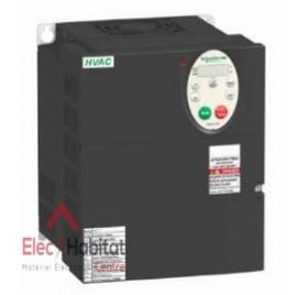 Variateur de vitesse pour pompe ou ventilateur Altivar ATV212 480v 7.5kW tri Schneider ATV212HU75N4