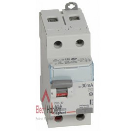 Inter différentiel 2P40A 30mA type AC Vis/Vis Legrand 411505
