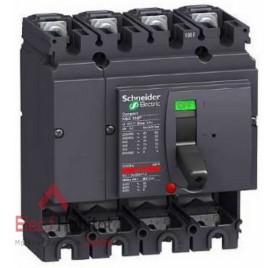 Bloc de coupure compact NSX100F 100A 4P Schneider LV429008