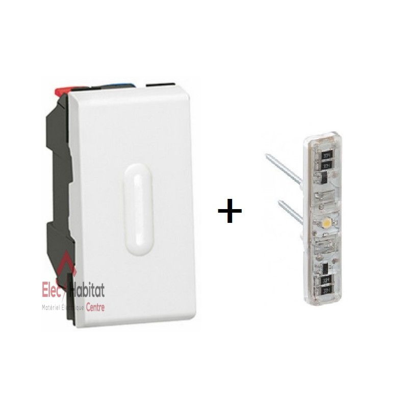 Cablage legrand affordable hjpg imgjpg with cablage - Detecteur de presence exterieur legrand ...