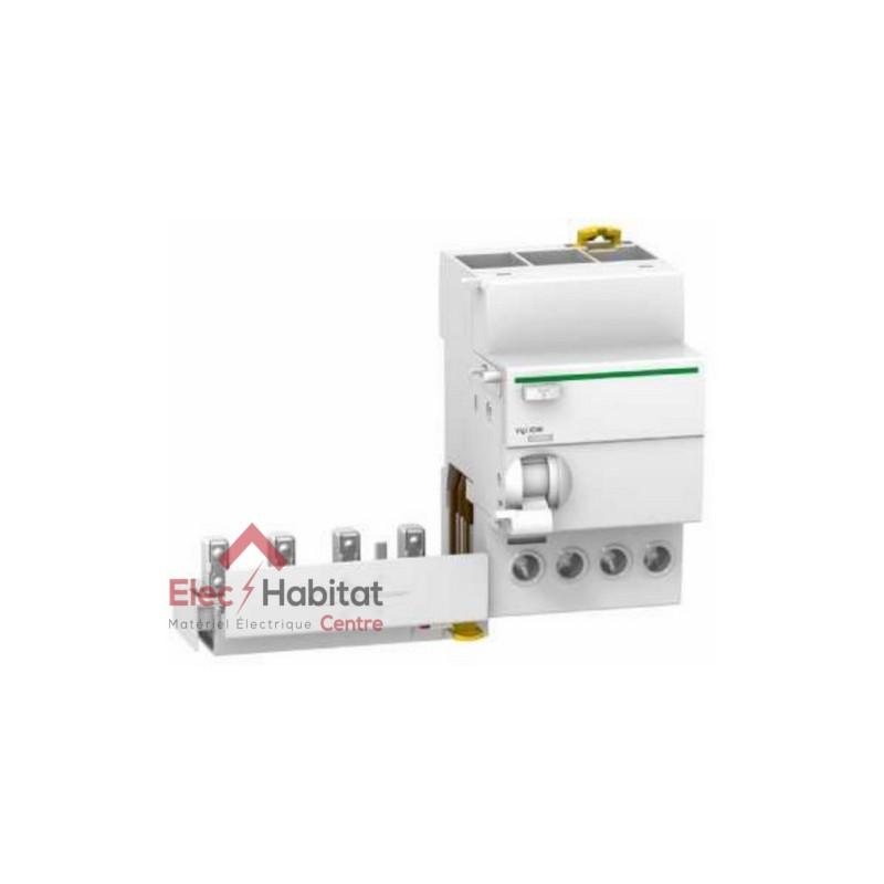 Bloc diff rentiel vigi ic60n 4p25a 300ma type ac schneider - Differentiel type a ou ac ...