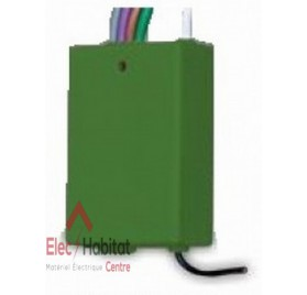 Emetteur 4 canaux radio power E4BPP Yokis 5454427