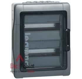 Tableau coffret électrique 2 rangées 24 modules étanche Legrand 01922
