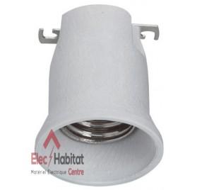 Douille porcelaine E40 monobloc 16A 750V Legrand 060180