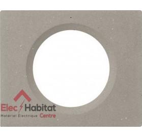 Plaque simple Céliane matière béton ciré Legrand 069141