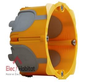 Boitier simple ecobatibox profondeur 40mm Legrand 080021