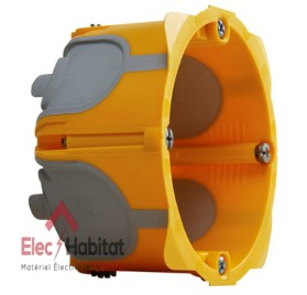 Boitier simple ecobatibox profondeur 50mm Legrand 080031