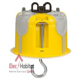 Boite point de centre DCL ecobatibox profondeur 50mm Legrand 089377