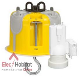 Kit boite point de centre DCL ecobatibox profondeur 50mm Legrand 089360