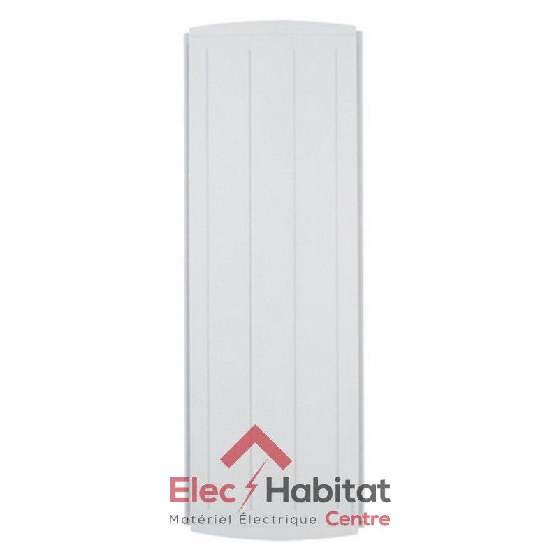 Radiateur inertie aluminium nirvana digital vertical 1500w atlantic 507515 for Radiateur atlantic nirvana