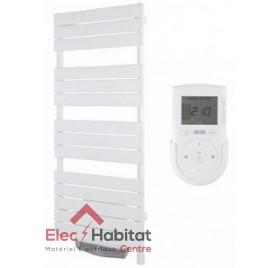 Radiateur sèche serviette ADELIS INTEGRAL VENTILO blanc 1500w Atlantic 861915