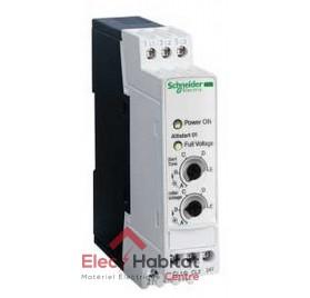Démarreur 6A Altistart ATS01 110/480v 3kW triphasé Schneider ATS01N106FT