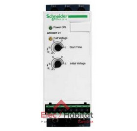 Démarreur 25A Altistart ATS01 480v 7.5kW triphasé Schneider ATS01N125FT