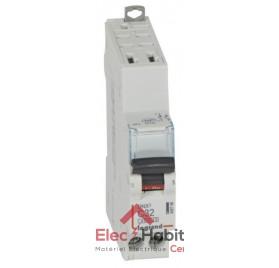 Disjoncteur Ph+N 32A DNX3 auto/vis Legrand 406786