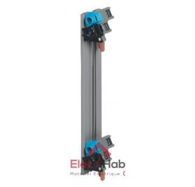 Peigne d'alimentation vertical 2 rangées entraxe 125mm Legrand 405000