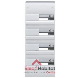 Coffret 4 rangées 52 modules Hager GD413A