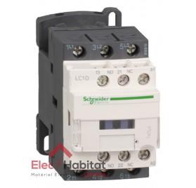 Contacteur triphasé 18A LC1D18 bobine 230v Schneider LC1D18P7