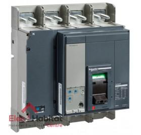 Disjoncteur compact NS800N micrologic 2.0 800A 4P4D Schneider 33469