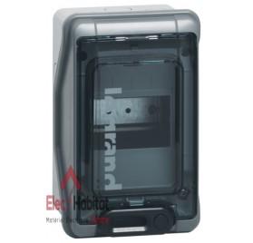 Tableau coffret électrique 4 modules étanche IP65 Legrand 01904