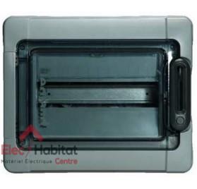 Tableau coffret électrique 8 modules étanche IP65 Legrand 01908