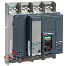 Disjoncteur compact NS1000H micrologic 2.0 1000A 4P4D Schneider 33476
