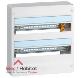 Coffret 2 rangées 36 modules Legrand 401222