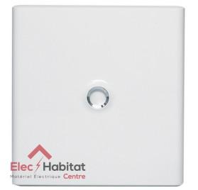 Porte blanche pour coffret électrique 2 rangées de 18 modules Legrand 401232