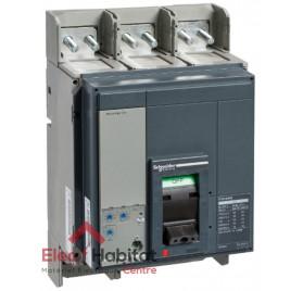 Disjoncteur compact NS1250H micrologic 2.0 1250A 3P3D Schneider 33479