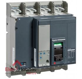 Disjoncteur compact NS1000L micrologic 2.0 1000A 4P4D Schneider 33477