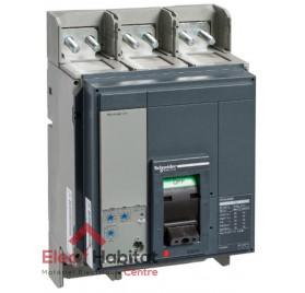 Disjoncteur compact NS1600N micrologic 2.0 1600A 3P3D Schneider 33482