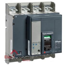 Disjoncteur compact NS1600N micrologic 2.0 1600A 4P4D Schneider 33484