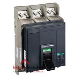 Interrupteur/Sectionneur compact NS800NA 800A 3P Schneider 33487